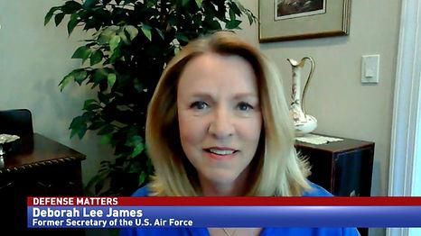 The Air Force's response to the Coronavirus