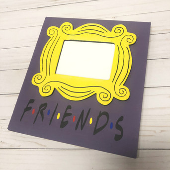 Friends Photo Board