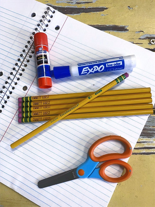 Engraved Pencils $5-$8