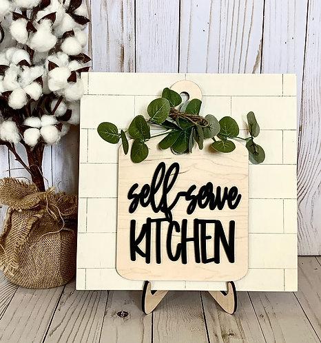 Self Serve Kitchen DIY Box