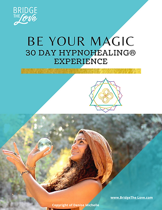 Copy of Be Your Magic 30 Day HypnoHealin