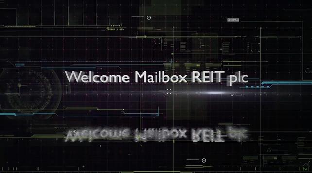 IPSX: Mailbox REIT plc Admission