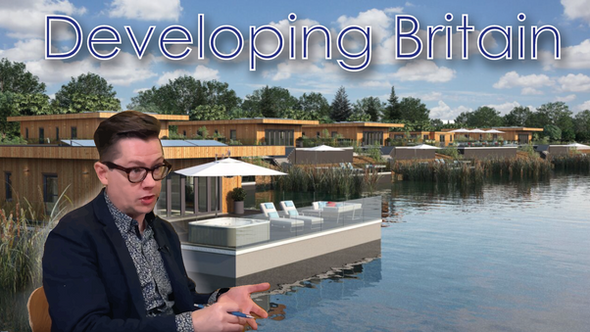 Developing Britain (Tyram Lakes)