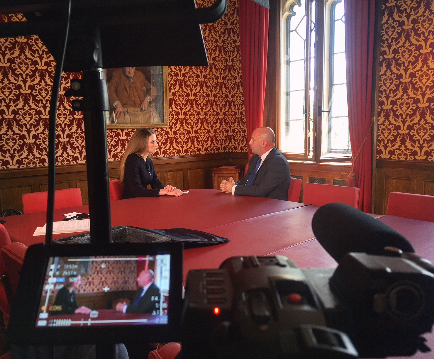 Interview with Lord Mendelsohn
