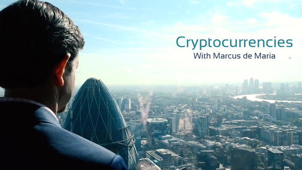 Cryptocurrencies with Marcus de Maria