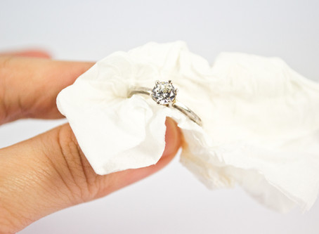 How To Clean Diamond Jewellery At Home