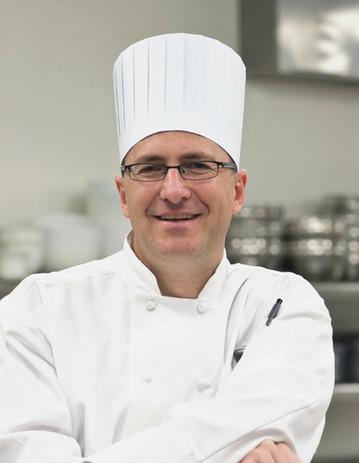 Chef avec lunettes