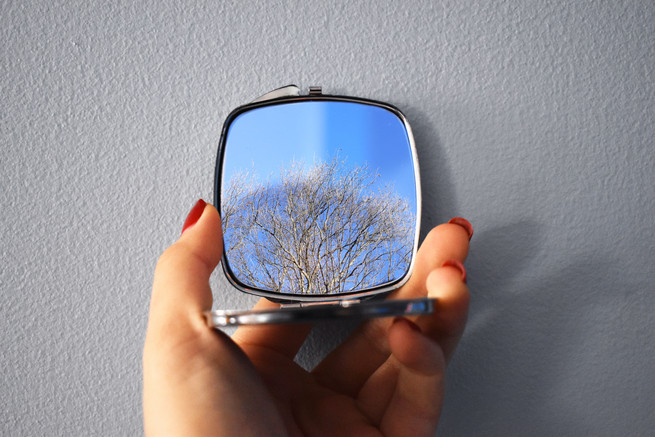 Reflecting Natural Beauty