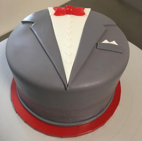 Peewee Herman Cake
