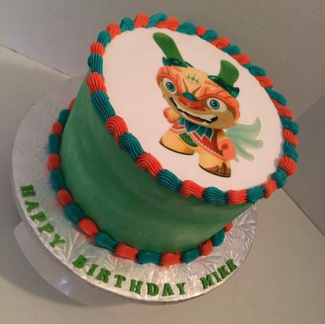 Kidrobot Dunny Cake