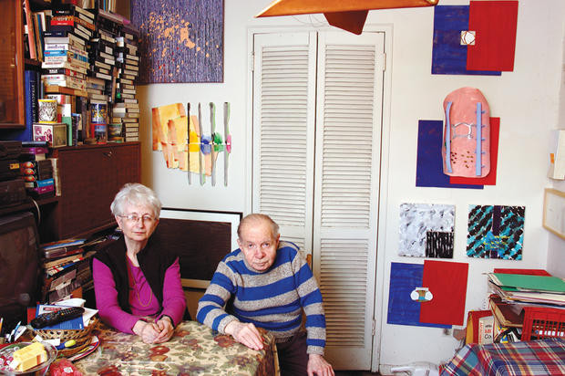 Herb and Dorothy Vogel, Fine Line Media Inc.  Read their story.......
