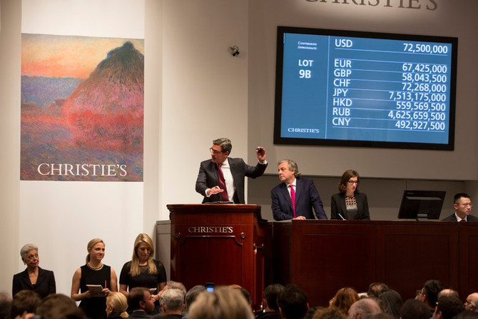 Investment Art - Buying for Money
