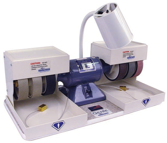 The RockPile Diamond Pacific Lapidary Equipment