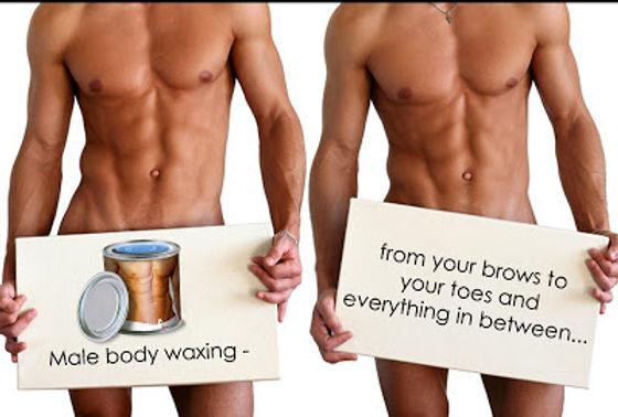 Men's Intimate waxing Brighton, Male Waxing Brighton, Genital waxing Brighton, back sac and crack waxing Brighton