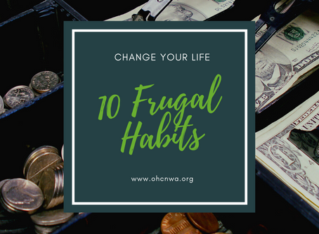 10 FRUGAL HABITS THAT COULD CHANGE YOUR LIFE