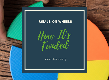 MEALS ON WHEELS: HOW IT'S FUNDED