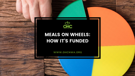 MEALS ON WHEELS: HOW IT IS FUNDED