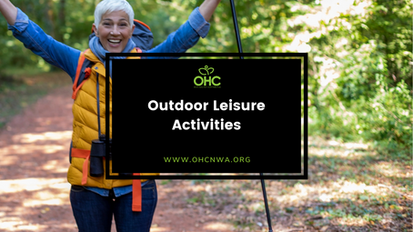 OUTDOOR LEISURE ACTIVITIES