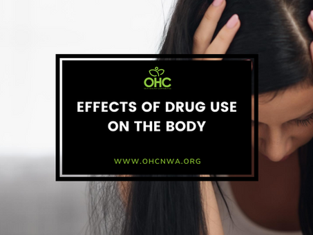 EFFECTS OF DRUG USE ON THE BODY