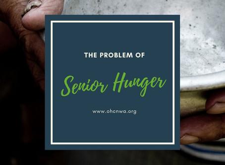 THE PROBLEM OF SENIOR HUNGER