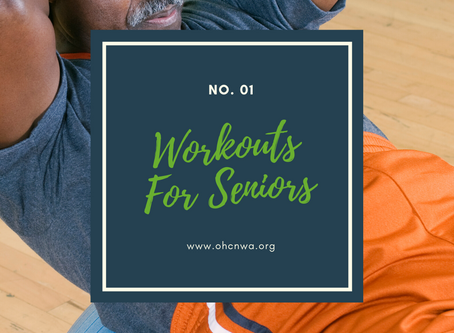 WORKOUTS FOR SENIORS | 01