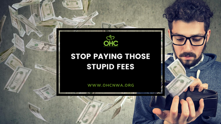 STOP PAYING THOSE STUPID FEES