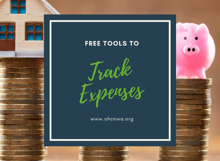 TOOLS TO TRACK EXPENSES
