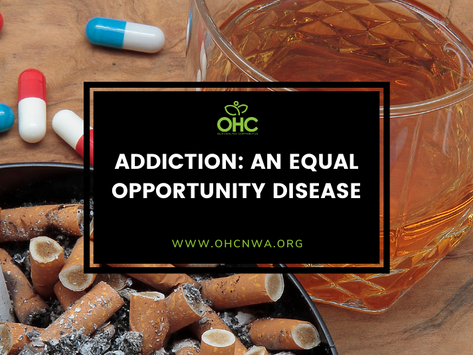 ADDICTION: AN EQUAL OPPORTUNITY DISEASE