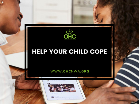 HELP YOUR CHILD COPE