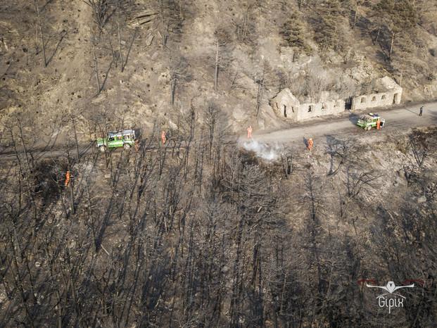 Incendio Val Susa - Paolo 005 A - con lo