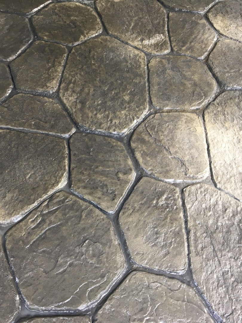 Stone Style Stamping