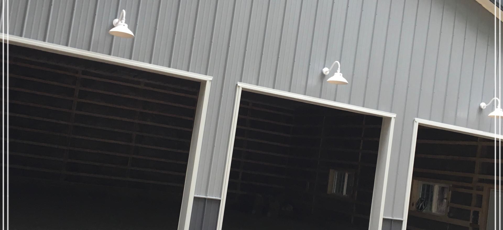 Garage Floor and Apron