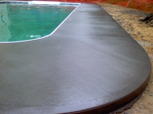 Bow Pool Deck 4