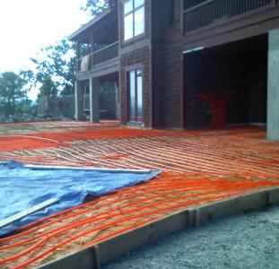 Radiant Heat Flooring