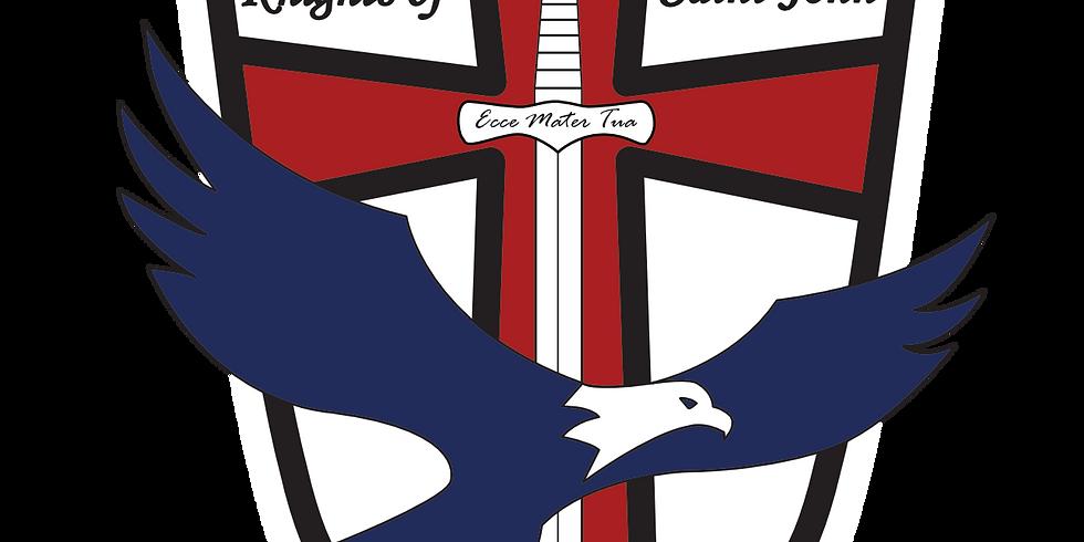 Knights of St John Friday Mar 12, 2021