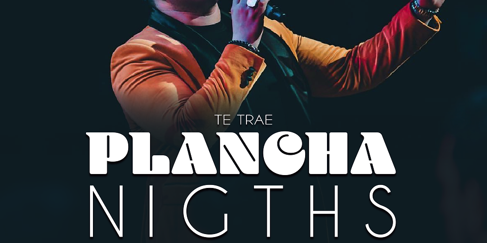 Plancha Nigths con Jorge Chicas