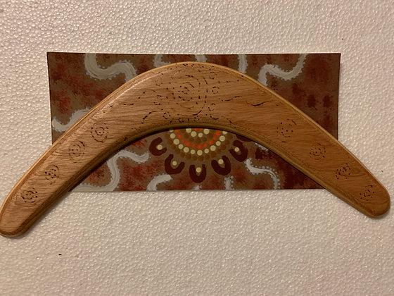 Ngunnawal Boomerang *learner*