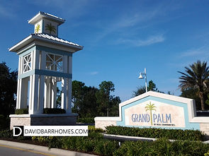 Grand Palm Venice FL homes for sale