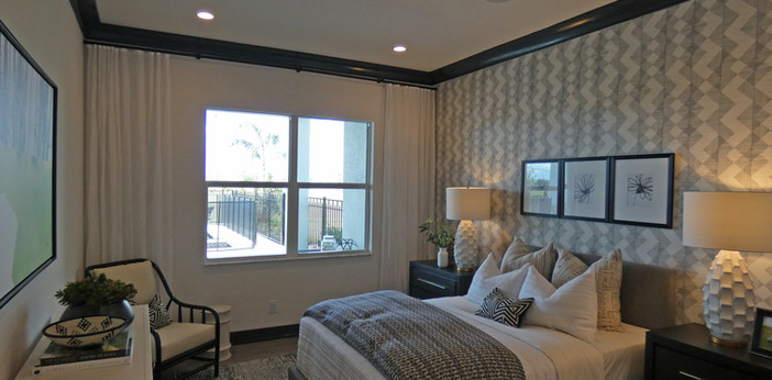 Guest bedroom The Isles of Lakewood Ranch