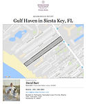 Gulf Haven Siesta Key demographics