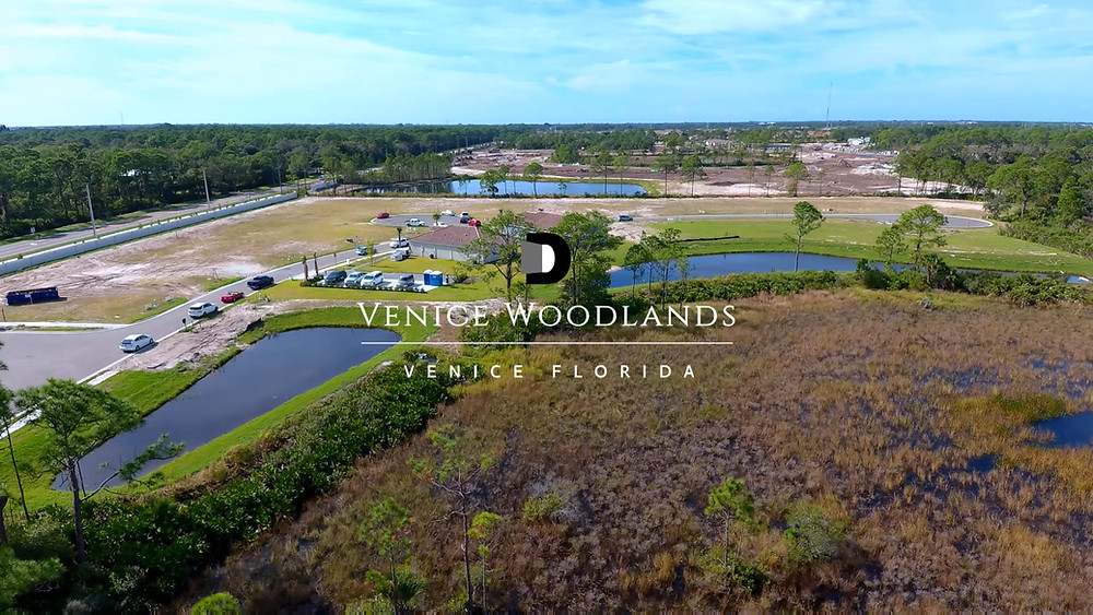Venice Woodlands New Homes Venice FL