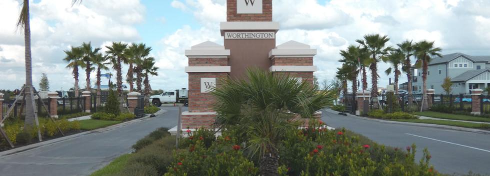 Worthington New Homes Sarasota