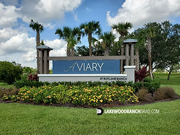 Aviary at Rutland Ranch Parrish FL