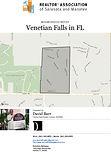 Venetian Falls Venice FL demographic and real estate report