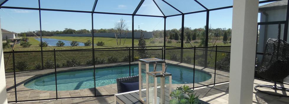 Model home at Hidden Creek Sarasota