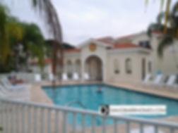 Ravinia community pool in Venice FL