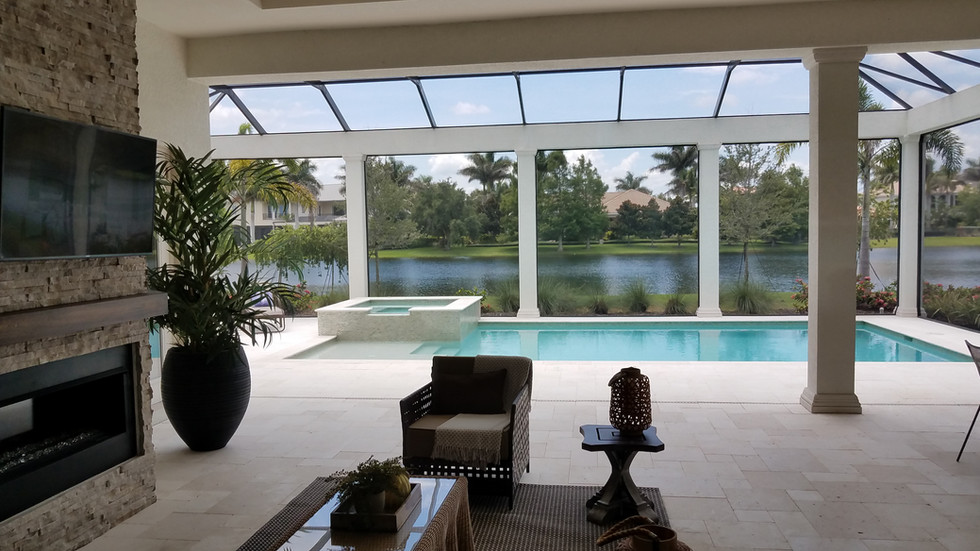 The Lake Club Private Pools