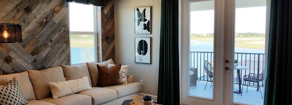Worthington model home bonus
