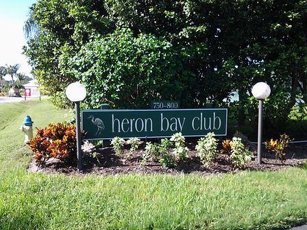 Heron Bay Club Osprey FL condos for sale