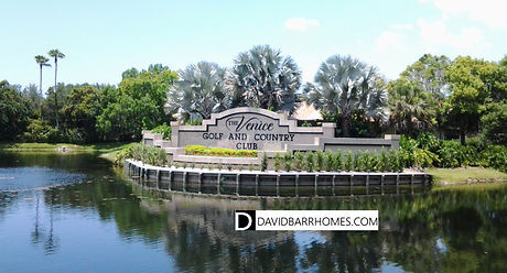 Venice Golf and Country Club homes for sale